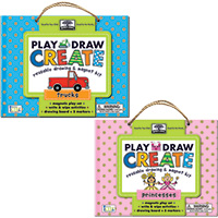 Green Start Play, Draw, Create