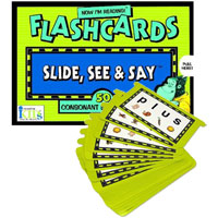 Now I'm Reading Flashcards
