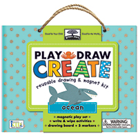 Green Start Play, Draw, Create - Ocean