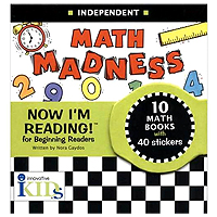 Now I'm Reading! Books - Math Madness