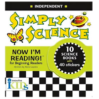 Now I'm Reading! Books - Simply Science