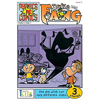 Phonics Comics - Duke And Fang