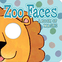 Mask Book - Zoo Faces