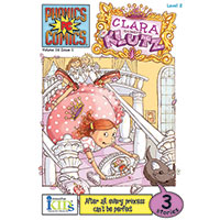 Phonics Comics - Clara The Klutz
