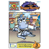 Phonics Comics - Hiro Dragon Warrior