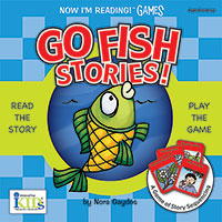 Now I'm Reading! Games - Go Fish Stories!