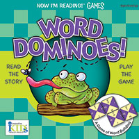 Now I'm Reading! Games - Word Dominoes!