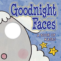 Mask Book - Goodnight Faces