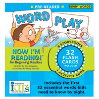 Now I'm Reading! Books - Word Play