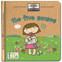 Green Start Books - The Five Senses