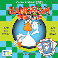 Now I'm Reading! Games - Hangman Riddles!