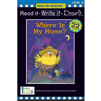 Now I'm Reading! Where Is My Home?