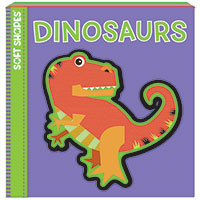Soft Shapes Originals - Dinosaurs