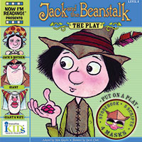 Now I'm Reading! Plays - Jack And The Beanstalk
