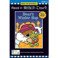 Now I'm Reading! - Bear's Winter Nap