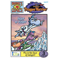 Phonics Comics - Hiro Dragon Warrior-Fight Or Flight