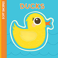 Soft Shapes Originals - Ducks