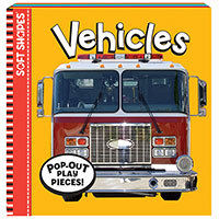 Soft Shapes Photo Book - Vehicles