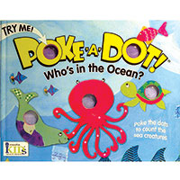 Poke-A-Dot! - Who's In The Ocean?