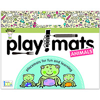 Now I'm Growing! Playmat - Animals