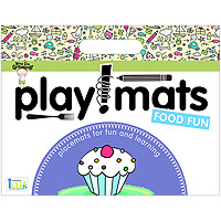 Now I'm Growing! Playmat - Food Fun
