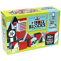 Green Start Play Blocks - Toot Toot