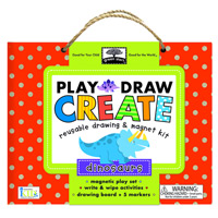 Green Start Play Draw Create - Dinosaurs