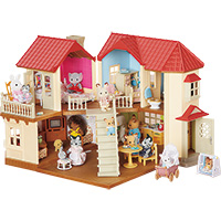 Calico Critters - Townhome