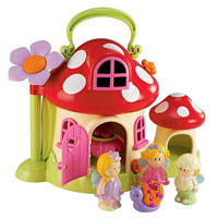 Fairyland Toadstool Cottage
