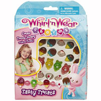 Whirl N Wear Charms - Tasty Treats
