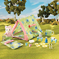 Calico Critters - Let's Go Camping