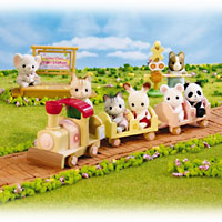 Calico Critters - Choo Choo Train