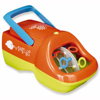 Kidoozie Backyard Blast Bubble Machine