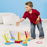 Kidoozie Twist & Turn Ring Toss