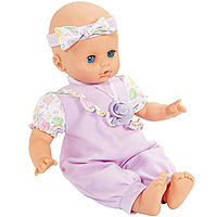 Kidoozie Cozy Cutie Cuddlin' Dolly - 16 inch