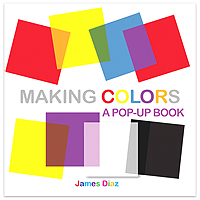 Making Colors A Pop-Up Book