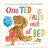 One Ted Falls Out of Bed A Counting Story