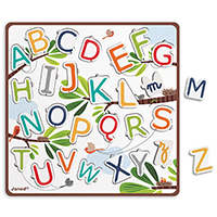 ABC Balloons Puzzle