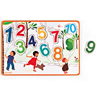 123 Balloons Puzzle
