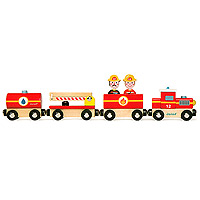 Story Firefighter Train
