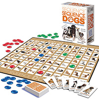 Sequence Dog Game