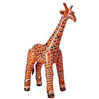 Inflatable Giraffe - 5 ft