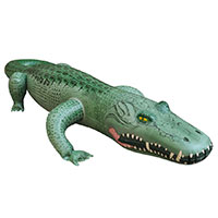 Inflatable Alligator - 62 inch