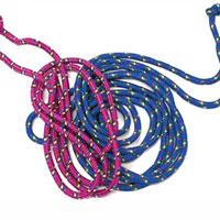 16 ft. Confetti Jump Rope