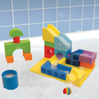 WaterBlocks 21 Pc Ball Run Set