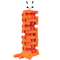 Stack the Carrot Game