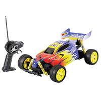 1:18 Baja - Flame Thrower - 27MHz
