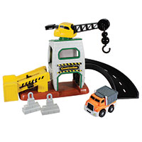 GoGo City Construction Playset
