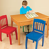 Euro Table & Four Chair Set