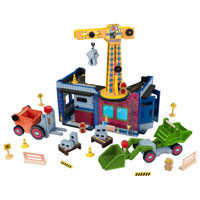 Fun Explorers Construction Play Set